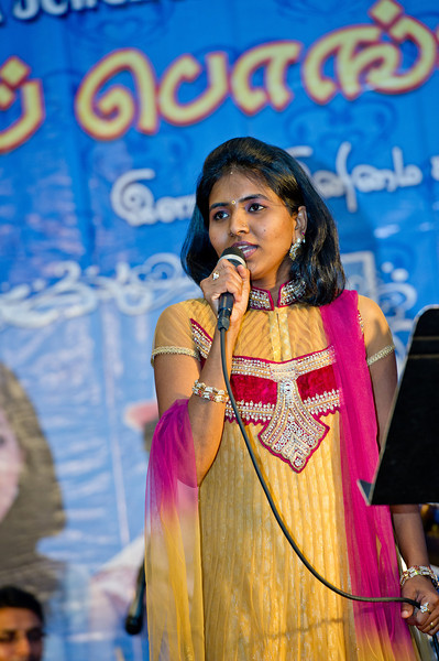 Super Singer show 2012- with Bharathy Arts