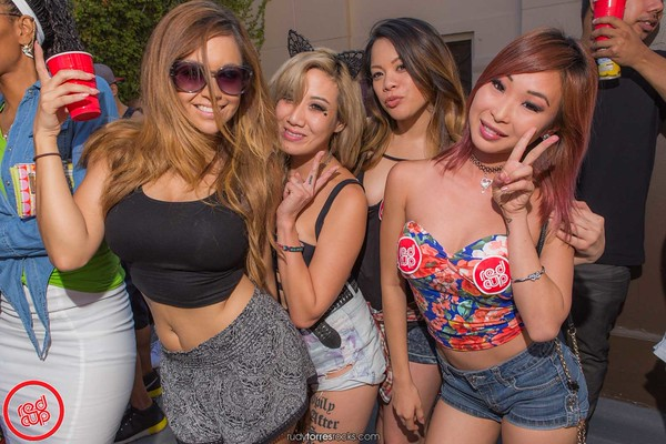 Red Cup Sundays at the Park Plaza Hotel 6.14.2015 @© Rudy Torres | RudyTorresRocks.com