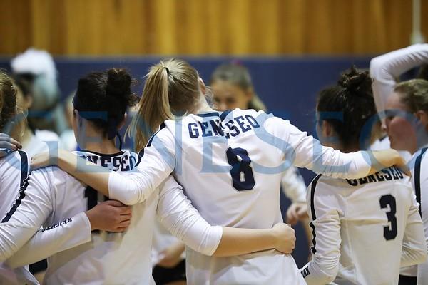 Volleyball vs. Oneonta (SUNYAC Semifinals)