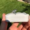 1.75ctw Edwardian Toi et Moi Old European Cut Diamond Ring  70