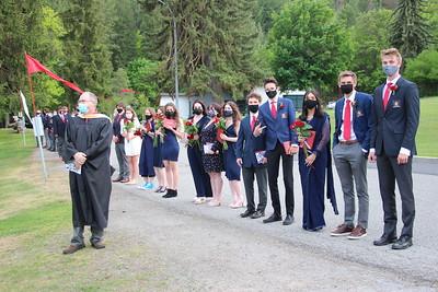 Graduation Ending 5-21-21