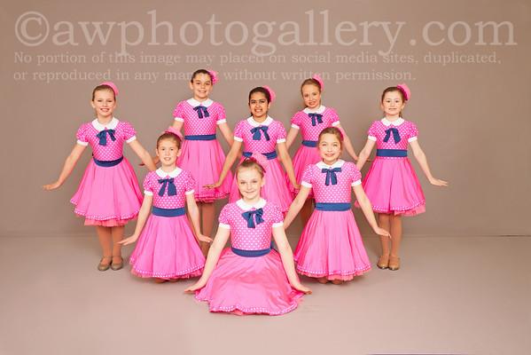 Dance Etc 2015 Groups