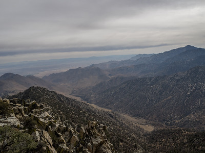 Sawtooth Peak - Southern Sierra 11.12.16
