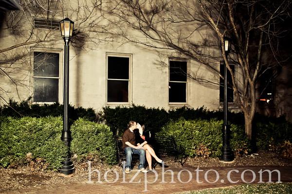 Krista and Jordan :: Engagement Photos