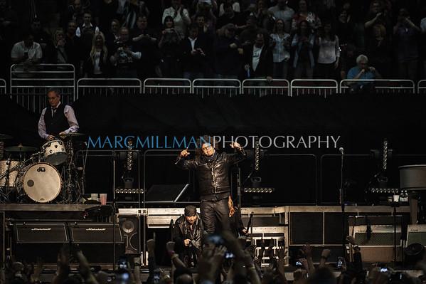 Bruce Springsteen & E Street Band @ Prudential Center (Sun 1/31/16)