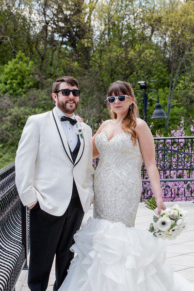 Ashley & Jim... Married! 04.28.18