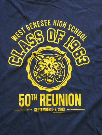 50th West Genesee H.S. Class Reunion
