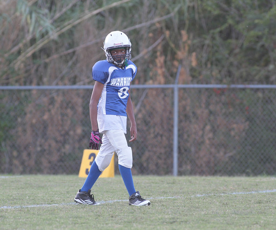 Middle School football 2011
