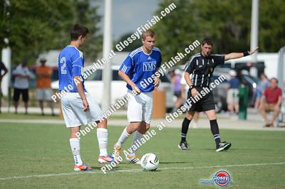 Boys 17U - La Roca Select vs Yardley Makefield Clash