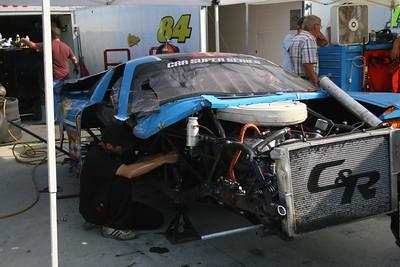 CRA Super Series, Toledo Speedway, Toledo OH, August 13, 2010