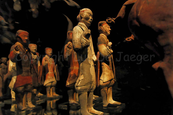 The Terracotta Army (Terracotta Leger van Xi'an)