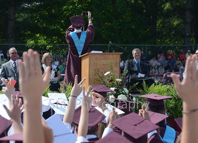 Happy Valley High School Graduation 2015