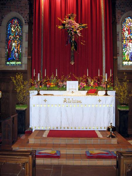 Holy Week to Easter Morning 2009 (26).JPG