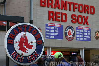 Red Sox vs. Maple Leafs July 26