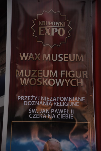 Wax Muzeum - 2016
