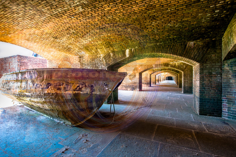 Fort Jefferson Interior Boat.jpg