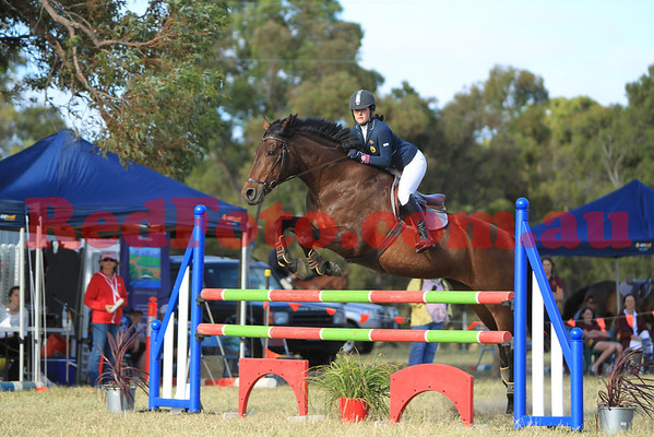 2011 11 13 Chidlow ShowJumping 1-15m-1-20m