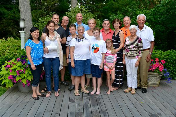 Family Photos in Oakville 2014