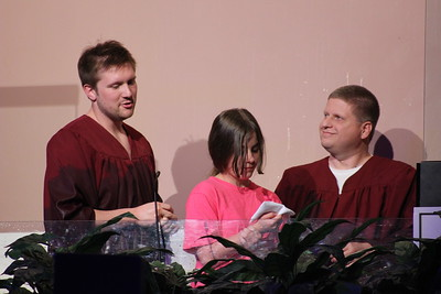 Baptism, 05-16-2012