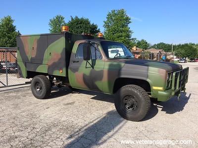 M1031 Re-Paint 2015