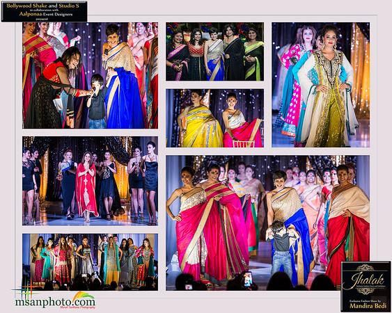 Mandira Bedi's Exclusive Fashion Show 2014