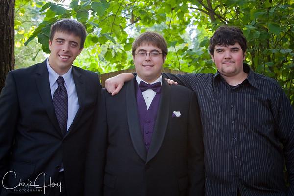Mitch & Amy's Wedding