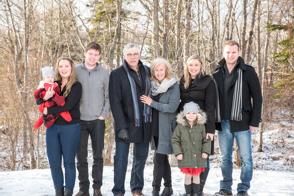 Tarr Family - 2017
