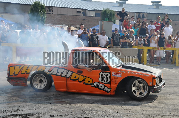 """Whiplash Drifting"" @ Tuner Evolution 2009 - August 15th, 2009 - Nikon D90 - Mark Teicher"