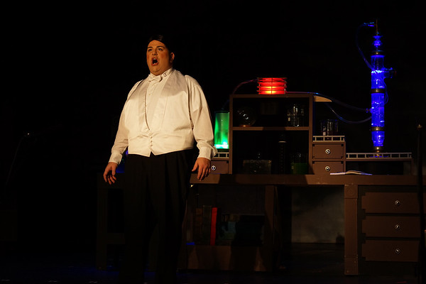 Colchester Community Theater - Jekyll & Hyde (2017)