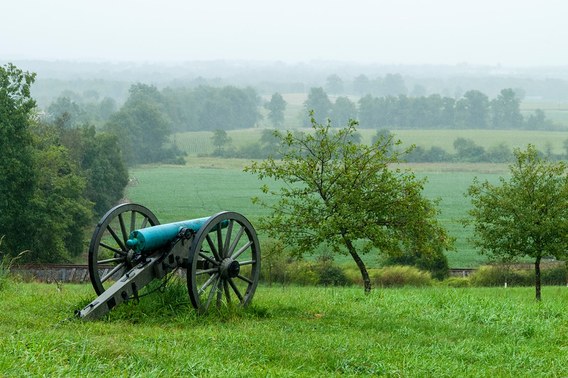 at Gettysburg National Military Park