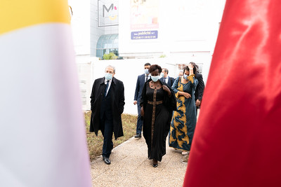 Inauguration Représentation OIF - Tunis