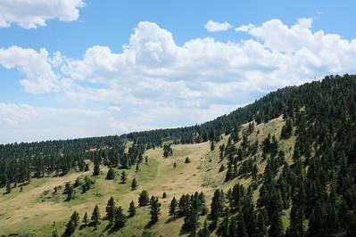 Colorado August 2014