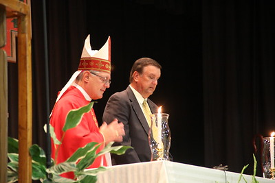 New President installed at Bishop Hendricken 2010