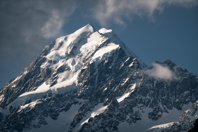 Cook's Summit || Mt. Cook