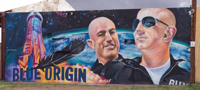 Blue Origin Launch Site One