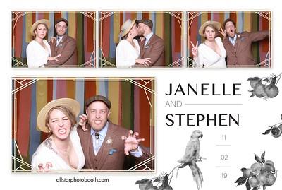Janelle & Stephen