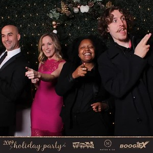 Mateo & Co Holiday Party 12.11.19 @ N.O. Board of Trade