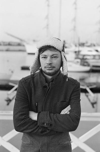 Dmitry. Gothenburg, 2013.