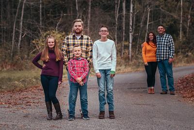 Chad & Andrea ~ Family