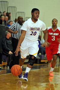02/14/2012 - Cape Henry Collegiate School @ Norfolk Christian HS / Varsity Boys Basketball