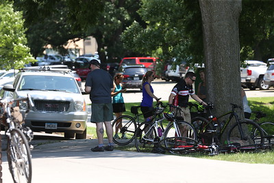 The 2018 Friends of DSM Parks BIke RIde