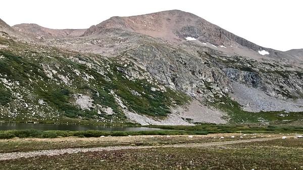 Mt Democrat, Mt Cameron, Mt Lincoln, Mt Bross Combo