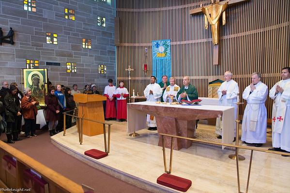 Saturday Morning Mass
