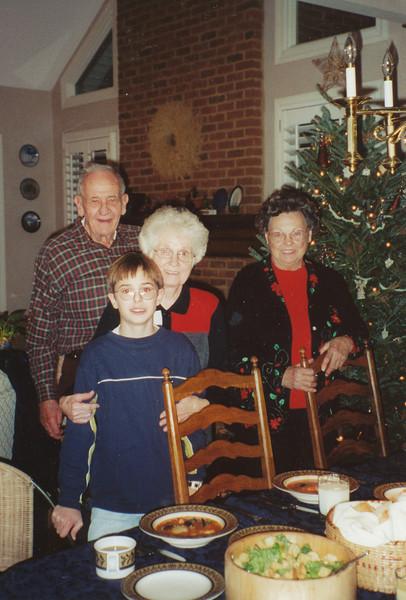 Christmas 2000 (Ellis & Eileen Sullivan, Jacob & Joan Hiller).jpg