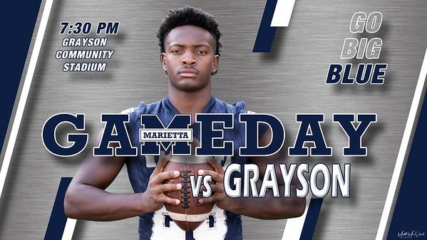 Game 4 - Grayson