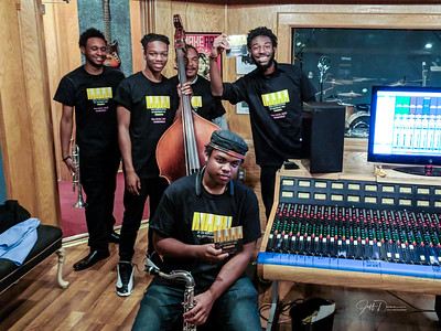 Folder: JEDI Jazz Recording Photoshoot 10-21-2018