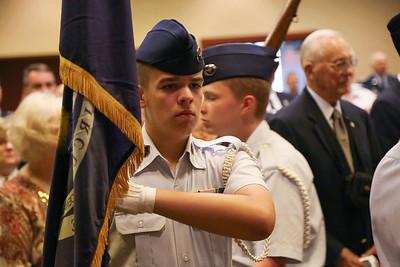 2014 Michigan Wing Change of Command