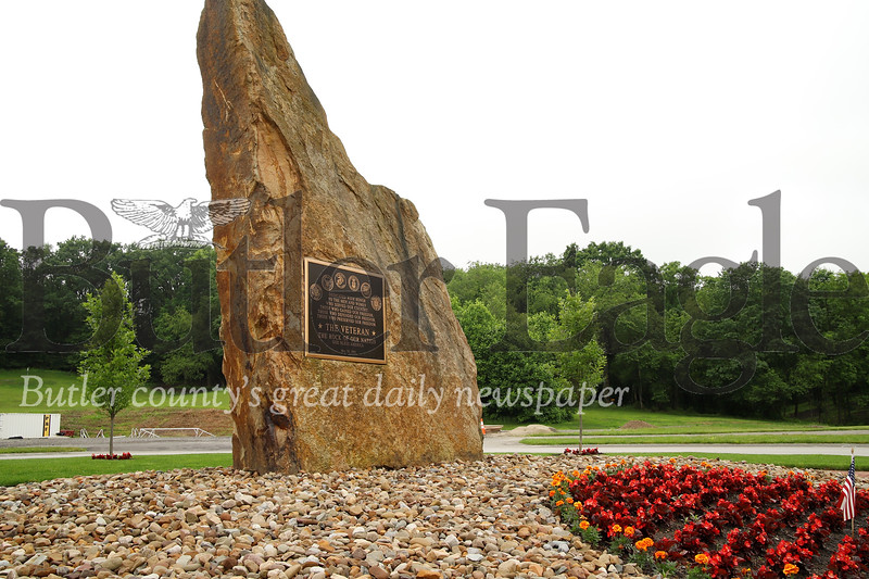 North Boundary Park Veterans Memorial. 1171 N Boundary Rd, Cranberry Twp, PA 16066 Seb Foltz/Butler Eagle