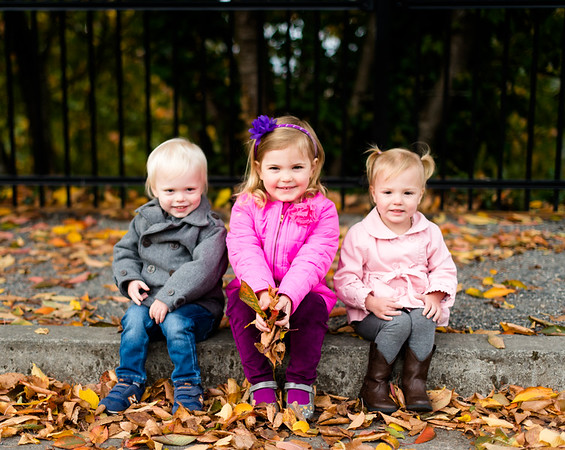 Newman Family - Fall 2018