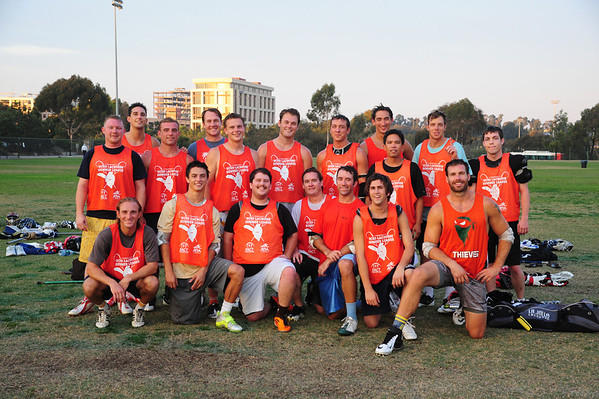 UCSD Summer League Championship, 8-15-12